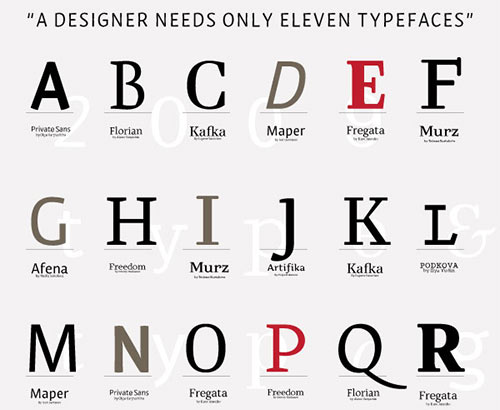 65+ Fresh High-Quality Free Fonts for Professional Designers