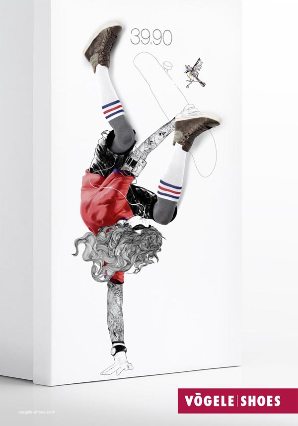 35 Clever Poster Advertisement Ideas | Design | Graphic ...