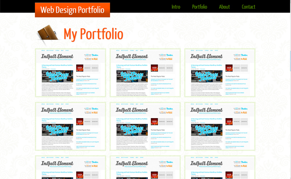 OnePagePortfoliowithHTML5andCSS3